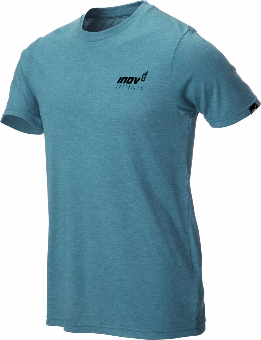 Camiseta INOV-8 INOV-8 TRI BLEND SS forged Tee