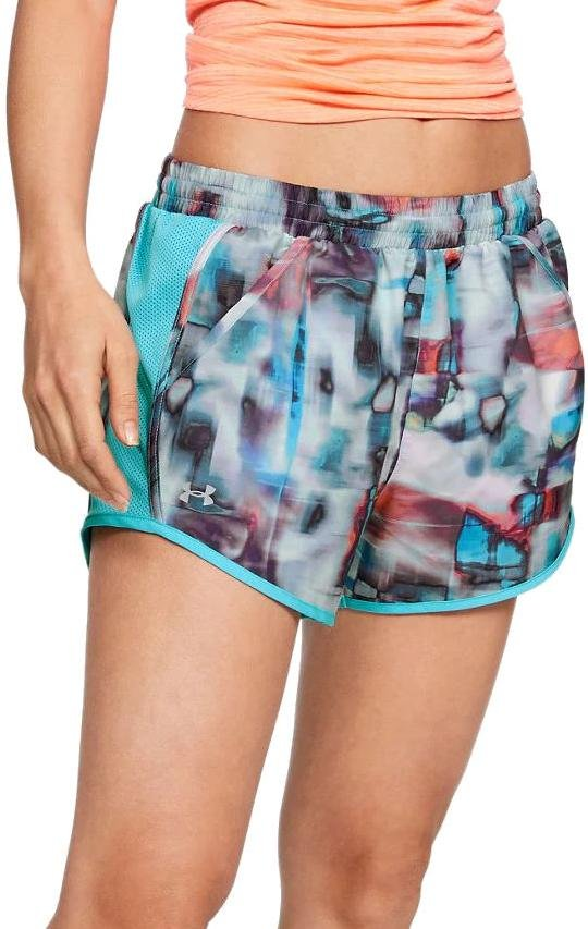 Pantalón corto Under Armour Fly By Printed Short