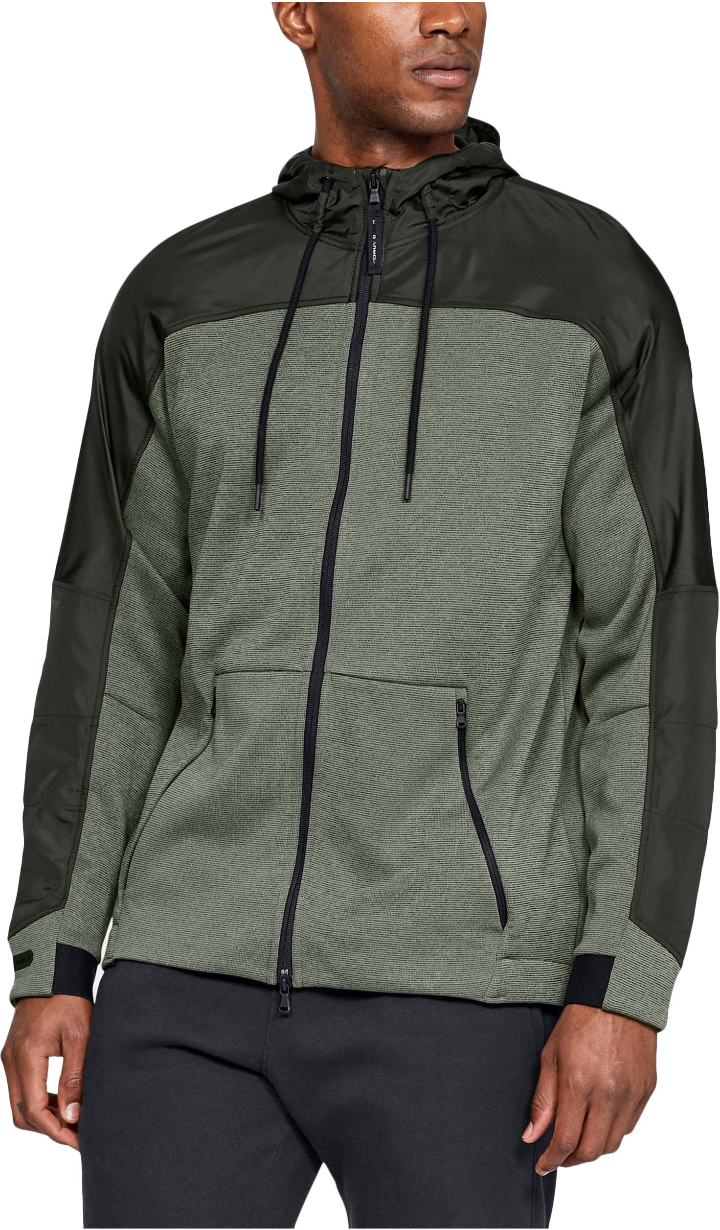 Chaqueta con capucha Under Armour UNSTOPPABLE COLDGEAR SWACKET