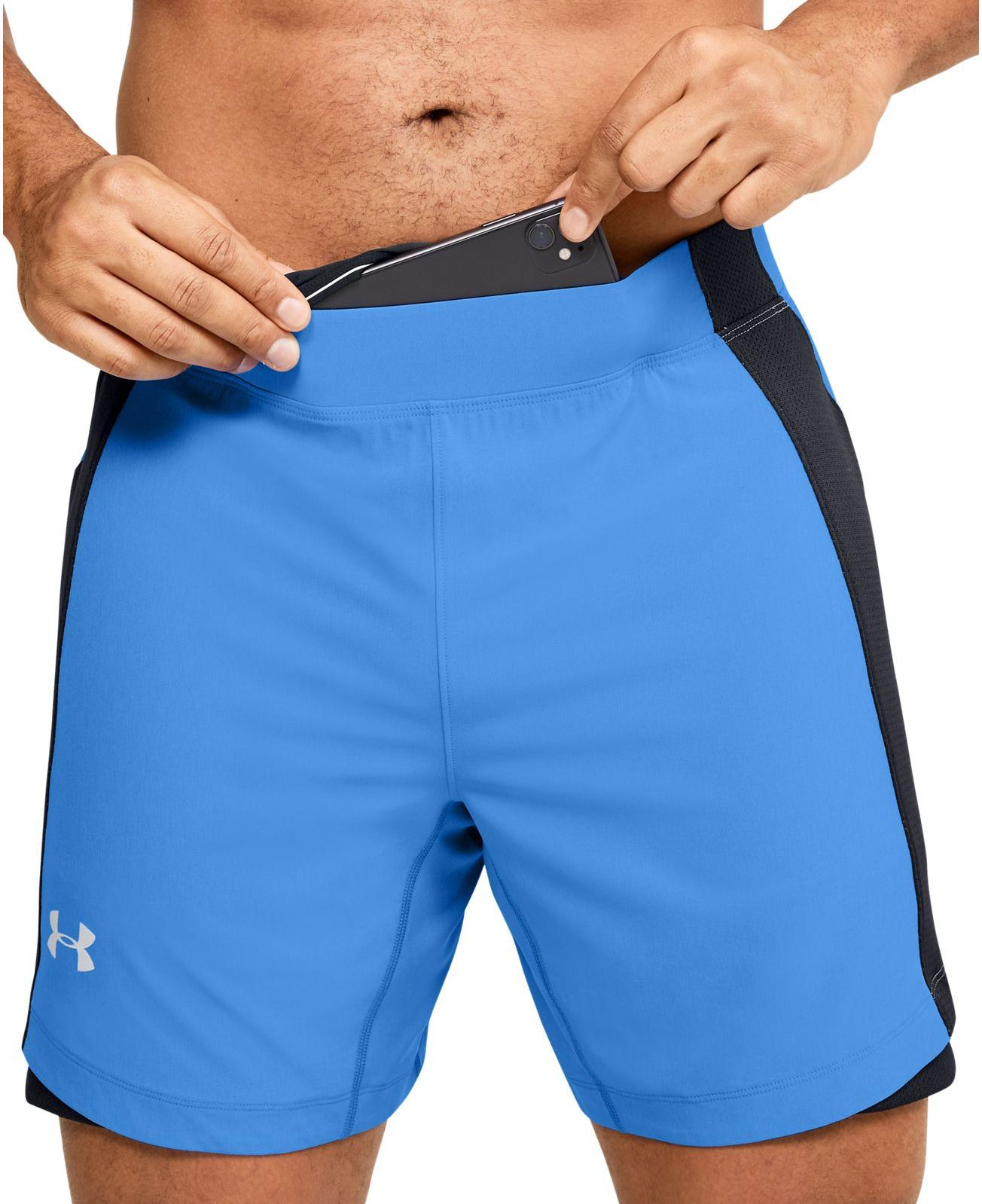 Pantalón corto Under Armour UA QUALIFIER SPEEDPOCKET 7 SHORT