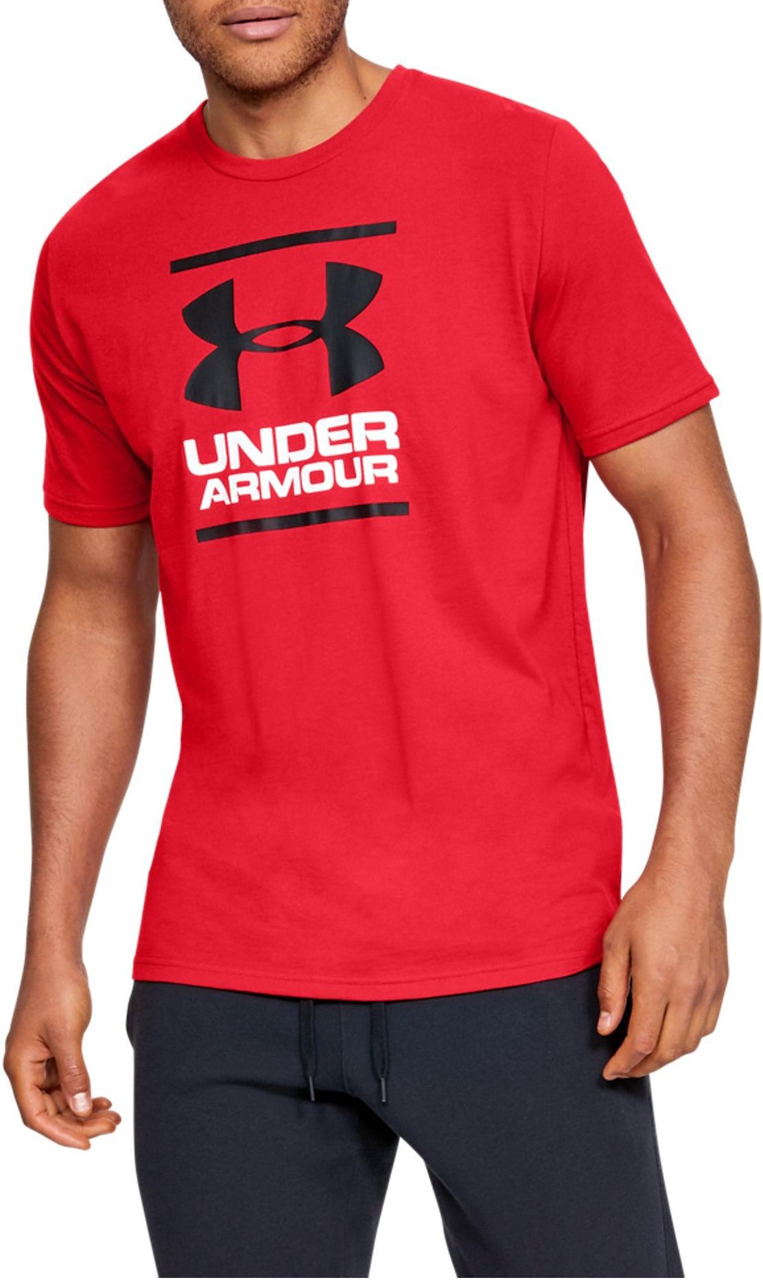 Camiseta Under Armour UA GL Foundation SS T