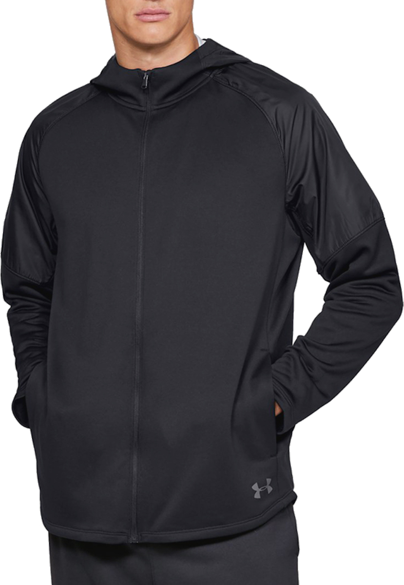 Sudadera con capucha Under Armour MK1 Terry FZ Hoodie