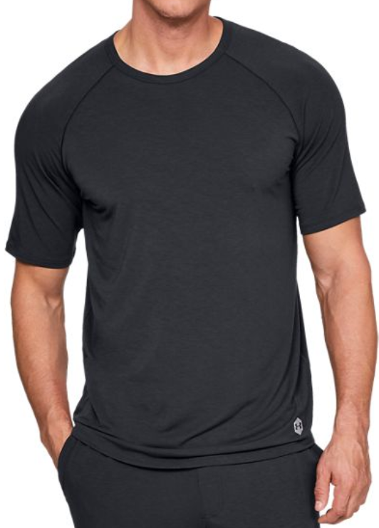 Camiseta Under Armour Under Armour Recover Sleepwear SS Crew