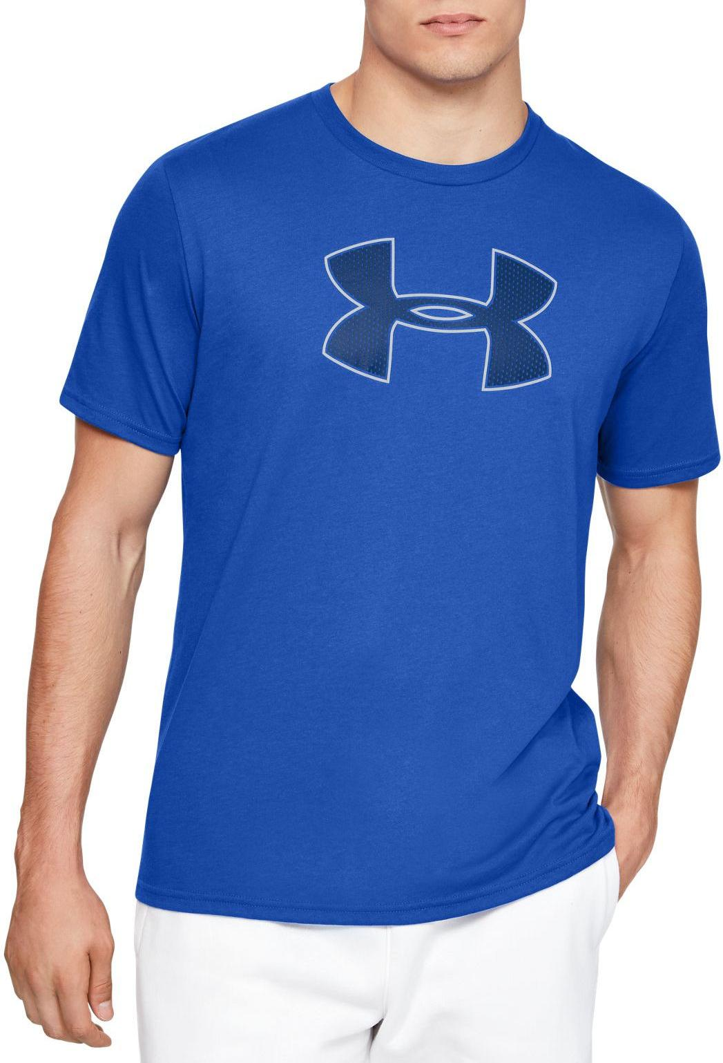 Camiseta Under Armour UA BIG LOGO SS