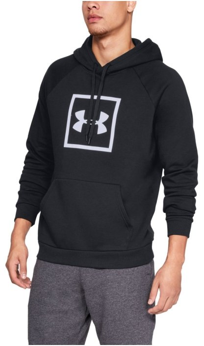 Sudadera con capucha Under Armour RIVAL FLEECE LOGO HOODIE