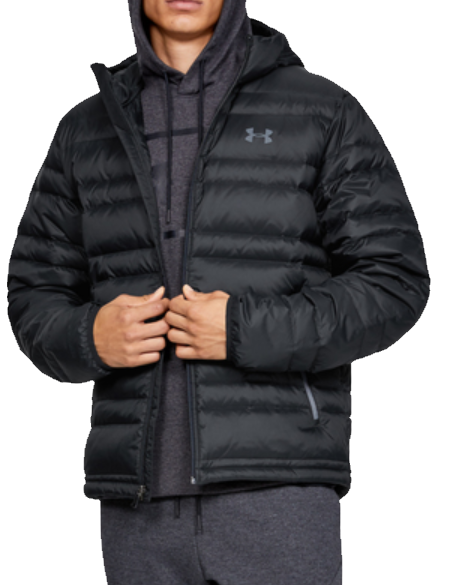 Chaqueta con capucha Under Armour Under Armour Armour Down Hooded Jkt