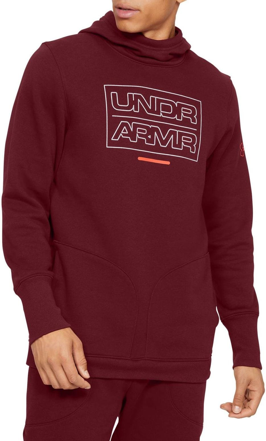 Sudadera con capucha Under Armour UA BASELINE FLEECE PO HOOD
