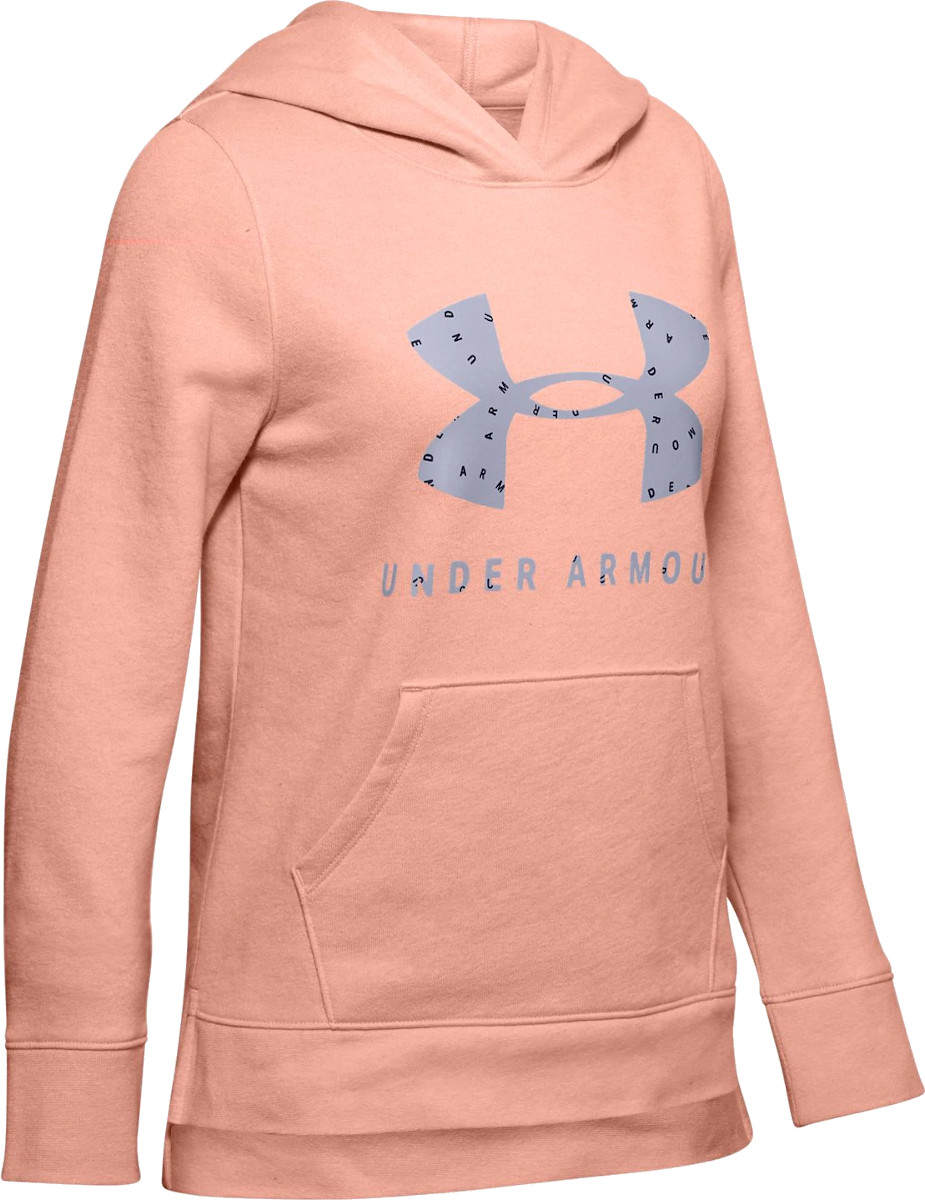Sudadera con capucha Under Armour Rival Print Fill Logo Hoodie