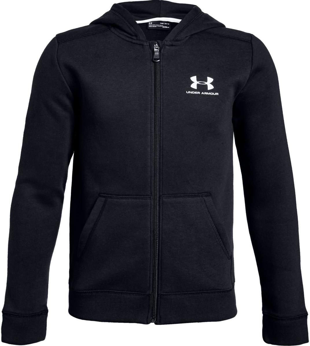 Sudadera con capucha Under Armour UA Cotton Fleece Full Zip