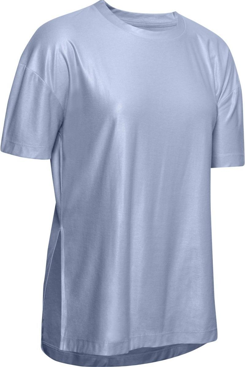 Camiseta Under Armour UNSTOPPABLE CIRE SIDE SLIT TUNIC SSC