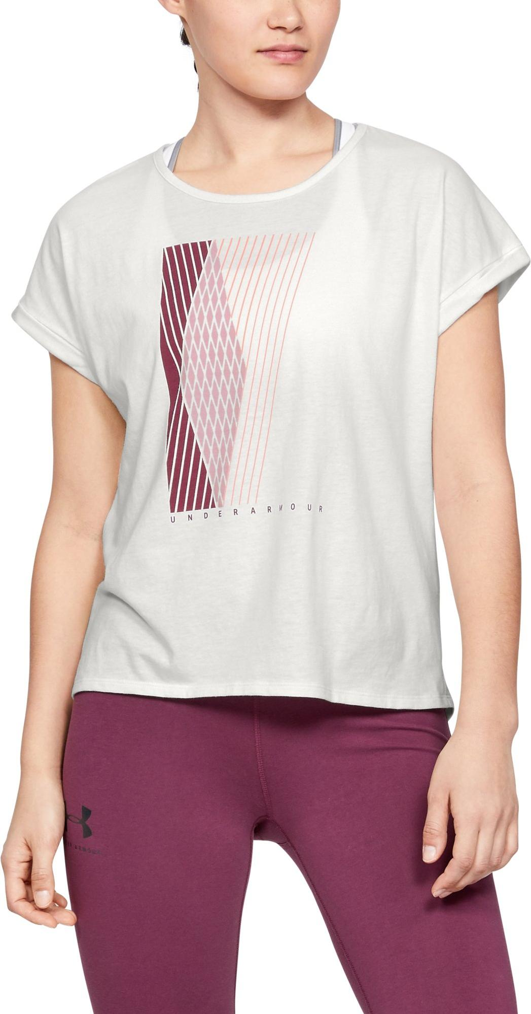 Camiseta Under Armour GRAPHIC ENTWINED FASHION SSC