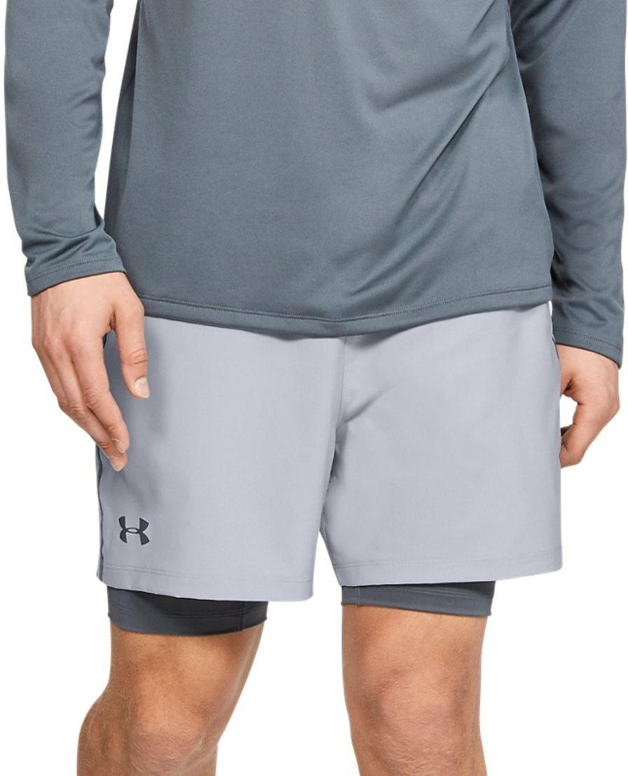 Pantalón corto Under Armour Qualifier 2-in-1 Short