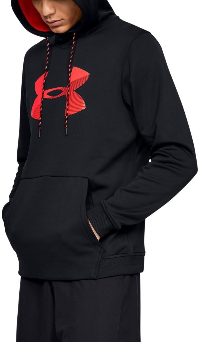 Sudadera con capucha Under Armour AF PO Hoodie Big Logo Graphic