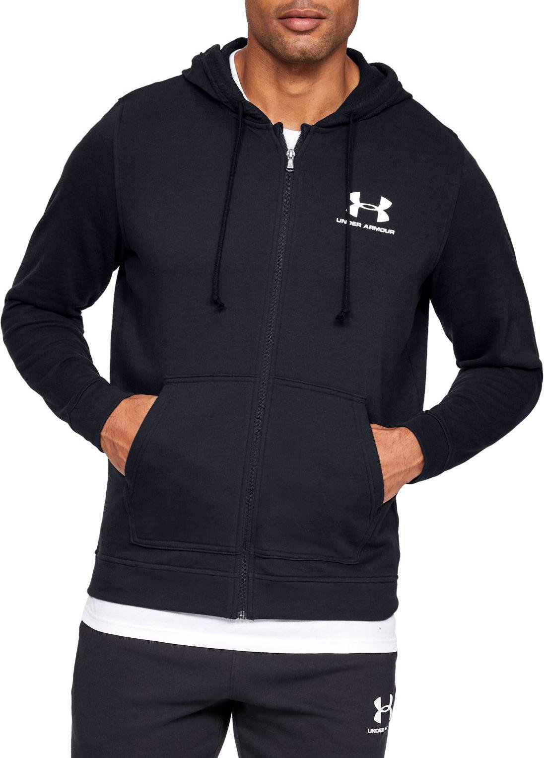 Sudadera con capucha Under Armour SPORTSTYLE TERRY FZ