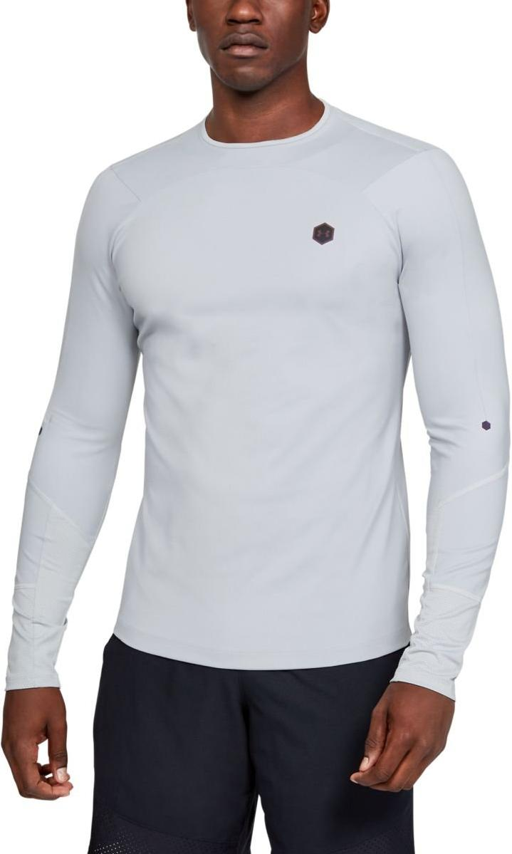 Camiseta de manga larga Under Armour UA CG Rush Mock