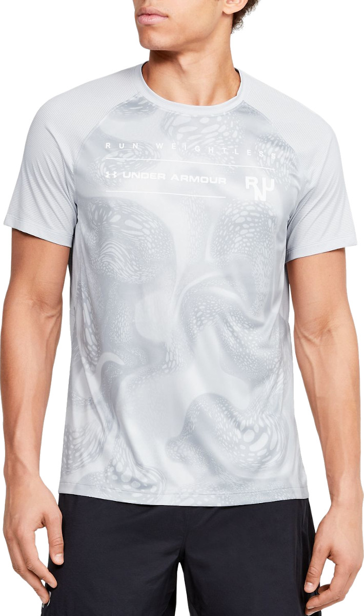 Camiseta Under Armour M UA Qualifier ISO-CHILL Weightless Shor