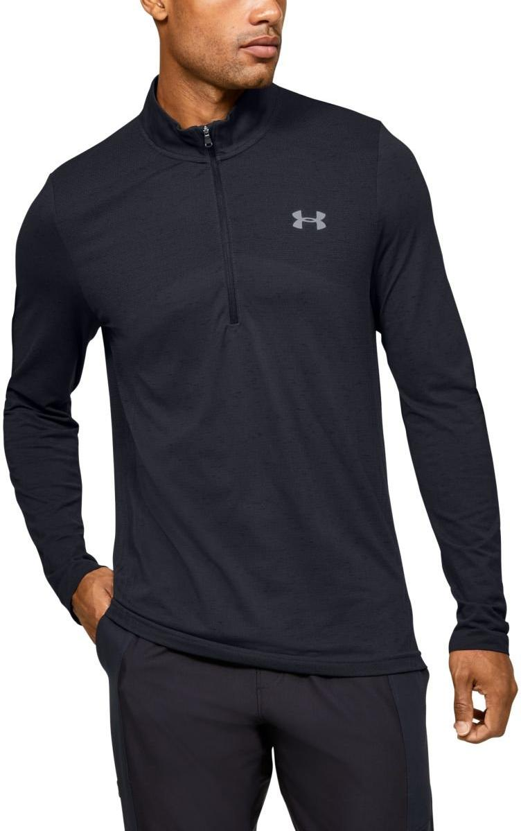 Camiseta de manga larga Under Armour UA Seamless 1/2 Zip