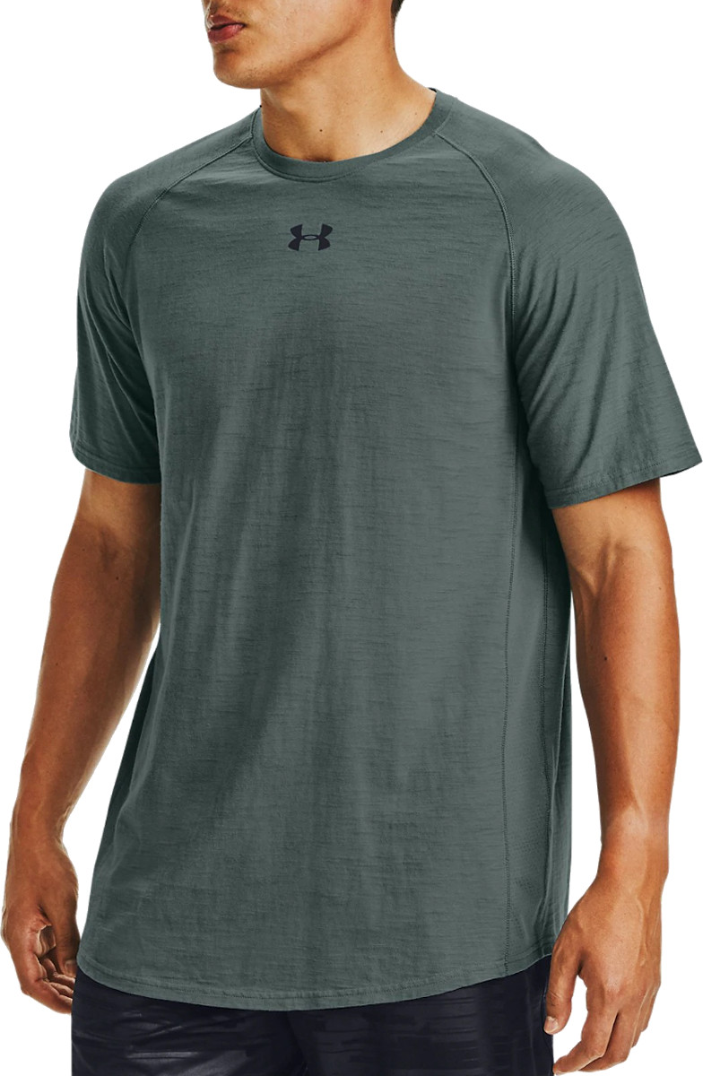 Camiseta Under Armour UA Charged Cotton SS