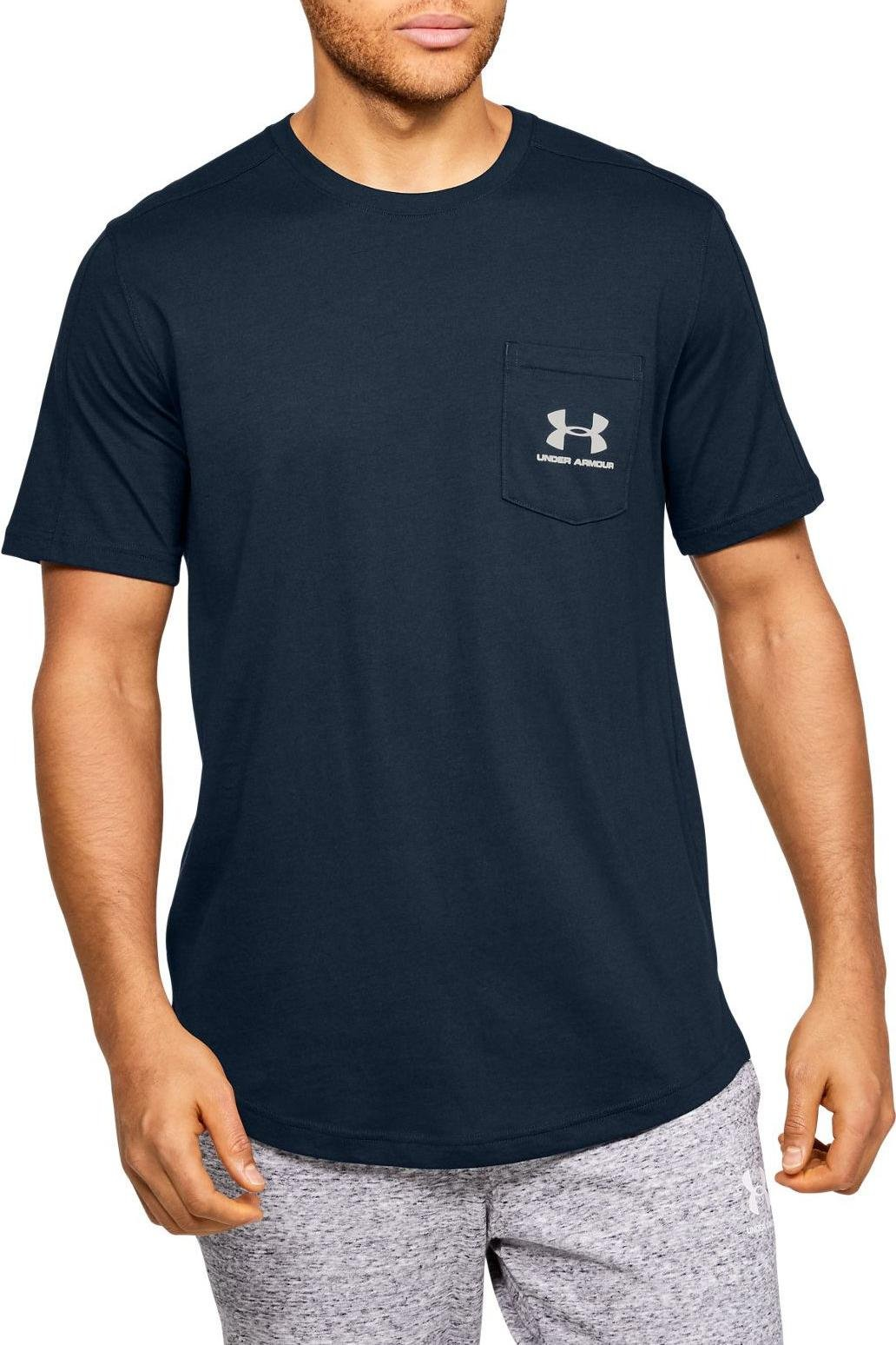 Camiseta Under Armour Sportstyle SS