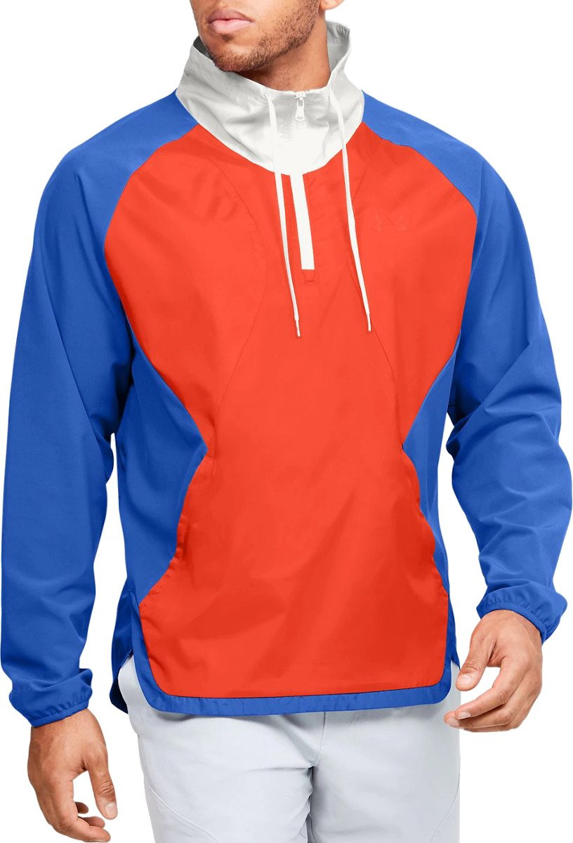 Chaqueta Under Armour Under Armour STRETCH WOVEN 1/2 ZIP JACKET