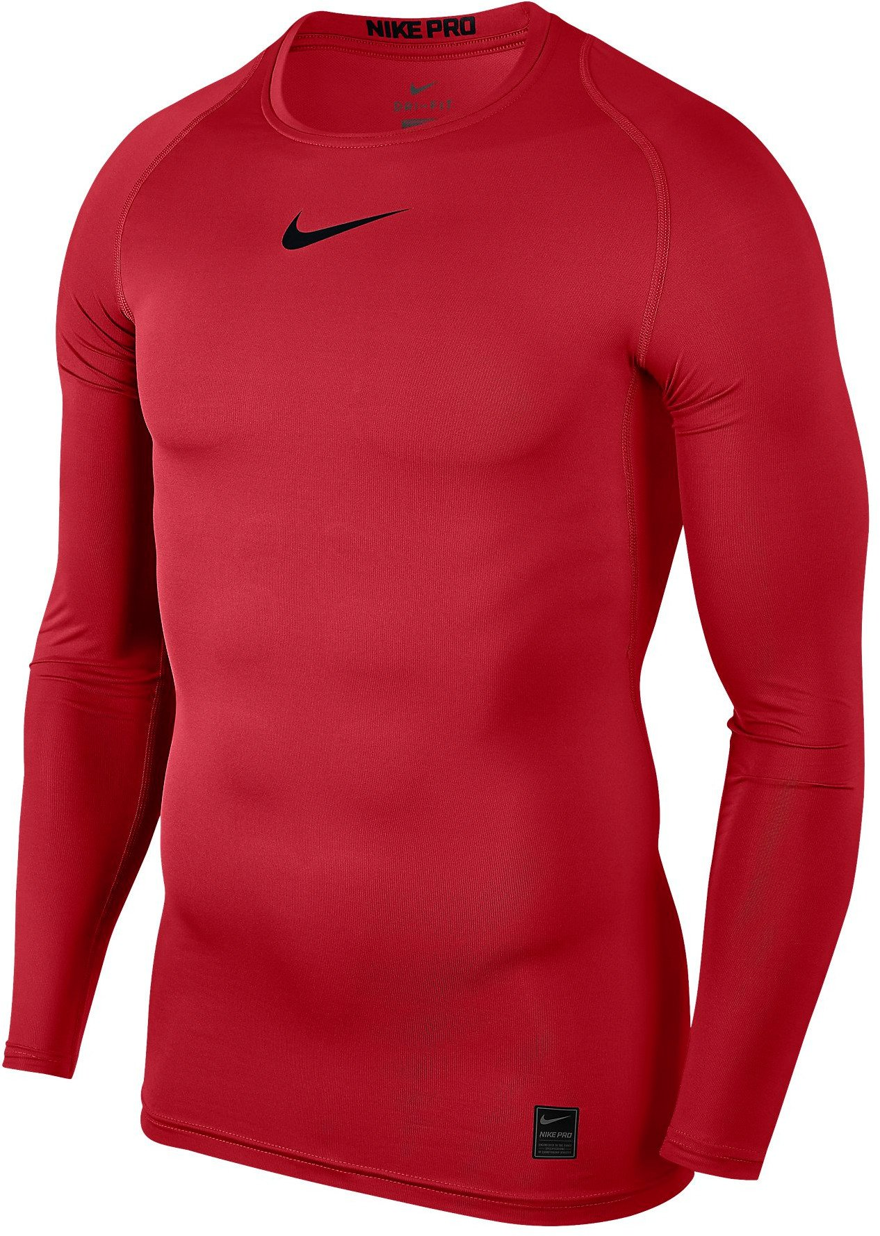 Camiseta de manga larga Nike M NP TOP LS COMP